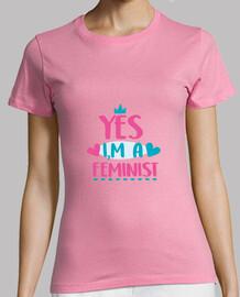 Yes i,m a feminist