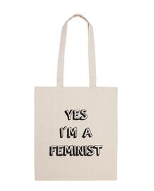 Yes I´m a Feminist