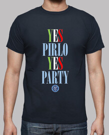 YES PIRLO YES PARTY
