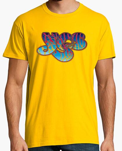 Camiseta Yes (Rock band)