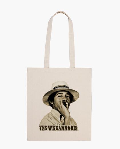 Yes we cannabis bag