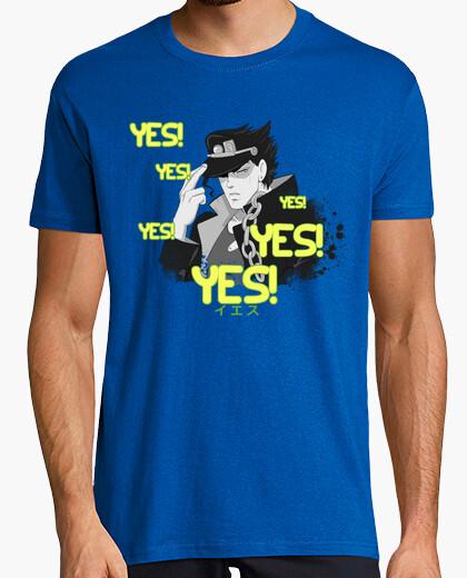 Camiseta YES! YES! YES!