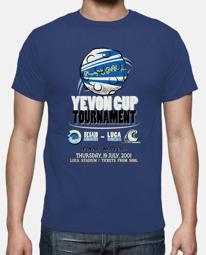 yevon cup tournament mens / unisex