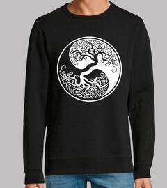 yggdrasil - arbre du monde (vikings)