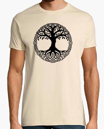 Camiseta Yggdrasil - El Árbol de la Vida...