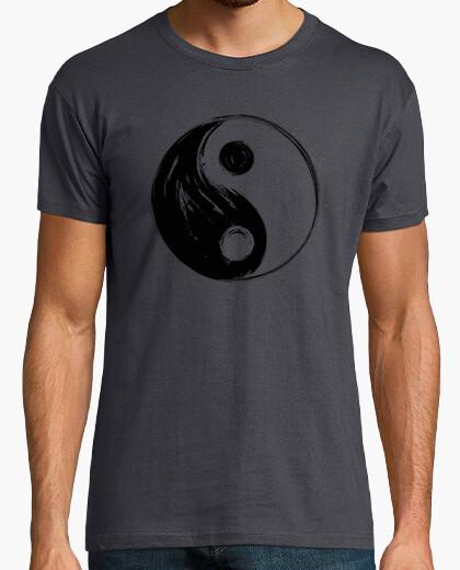 Camiseta Yin and Yang - Black Edition