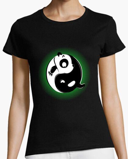 Tee-shirt yin yang