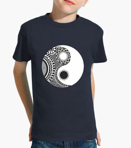 Vêtements enfant Yin yang