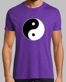 Yin Yang color invertido