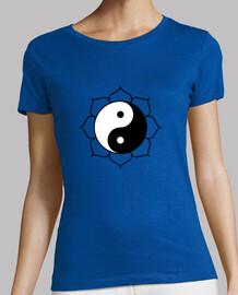 Yin Yang Flor de Loto