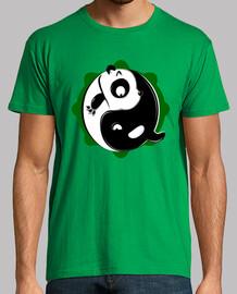 yin yang (green halo)