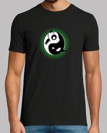 yin yang (schwarz)