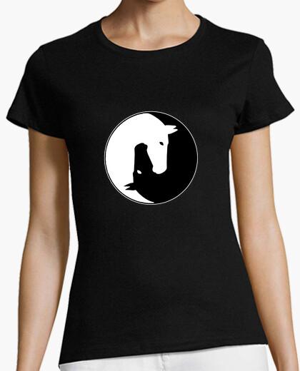 Camiseta ying yang