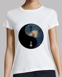 ying yang espace -  femme