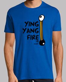 ying yang feuer