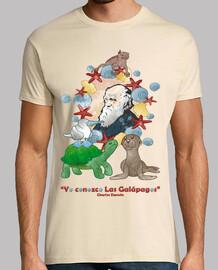 Yo conozco Las Galápagos (él)