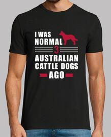 Yo era normal hace 3 perros de ganado a