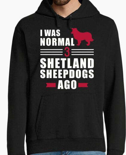 Jersey Yo era normal hace 3 perros pastores de