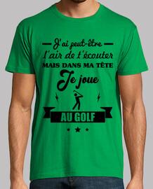 yo juego golf