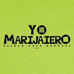 T-shirt Yo marijaiero