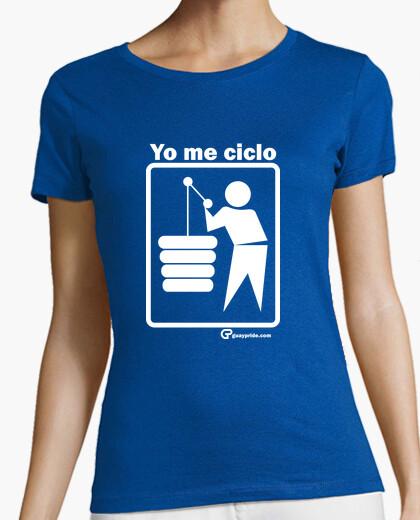 Camiseta Yo me ciclo
