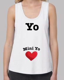 Yo, Mini Yo (Embarazada)