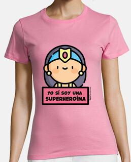 Yo sí soy una superheroína