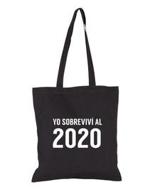 Yo sobreviví al 2020 Bolsa Divertida