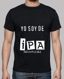 Yo soy de IPA. Indian Pale Ale