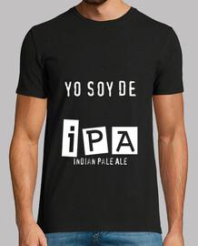Yo soy de IPA. Indian Pale Ale