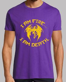 yo soy el fuego, soy la muerte