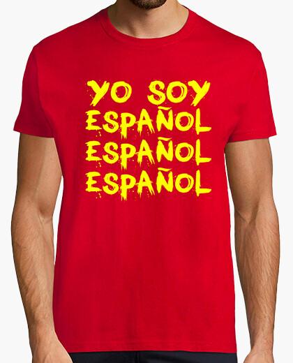 Camiseta Yo Soy Español