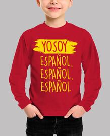 Yo Soy Español, Español, Español (Niño)