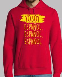 Yo Soy Español, Español, Español Sudadera (Hombre)