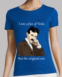 Yo soy fan de Tesla