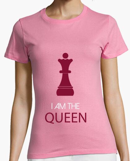 Camiseta Yo soy la Reina