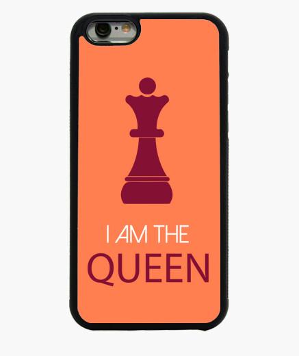 Funda iPhone 6 / 6S Yo soy la Reina