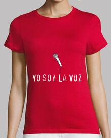Yo soy La Voz - Camiseta mujer