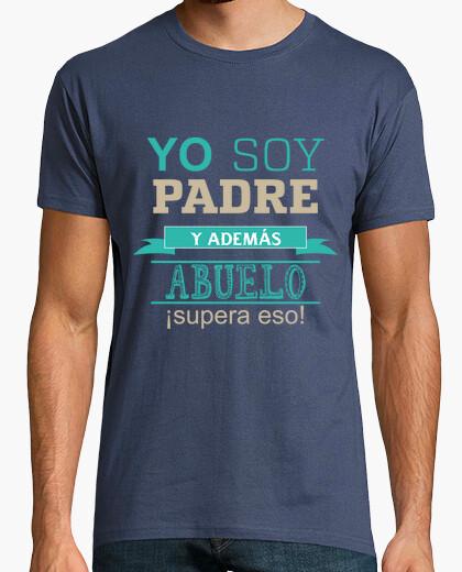Camiseta Yo soy padre