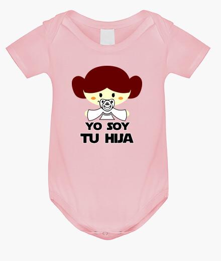 Ropa infantil Yo soy tu hija - Día del padre