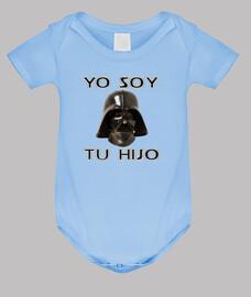 Yo soy tu hijo (Body azul)