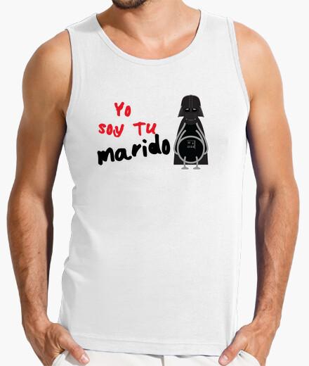 Camiseta Yo soy tu marido