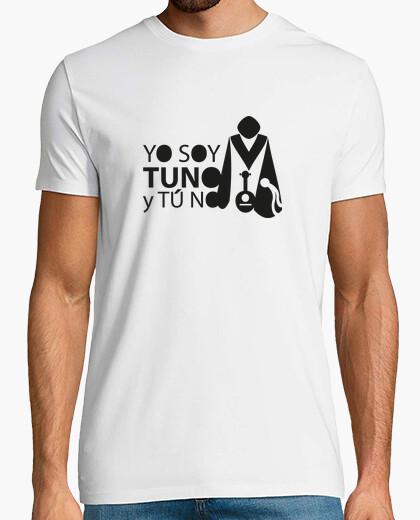 Yo soy tuno y tu no camiseta