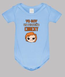 Yo soy un pequeño Chucky bebé