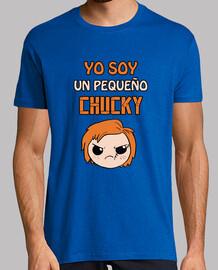 Yo soy un pequeño Chucky chico