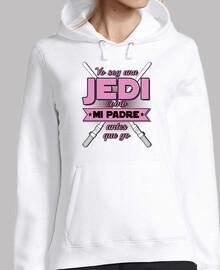 Yo soy una Jedi - Rosa