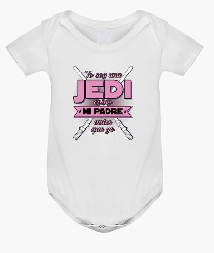 Ropa infantil Yo soy una Jedi - Rosa