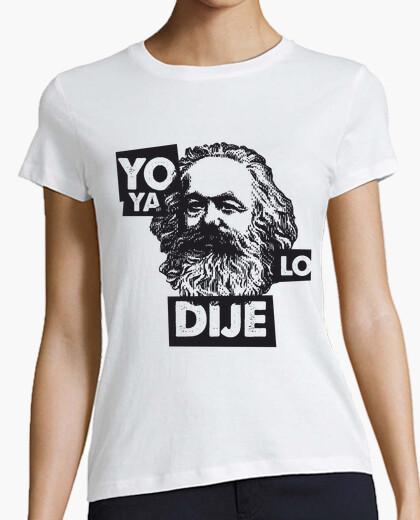Camiseta Yo ya lo dije