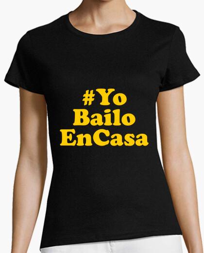 Camiseta YoBailoEnCasa