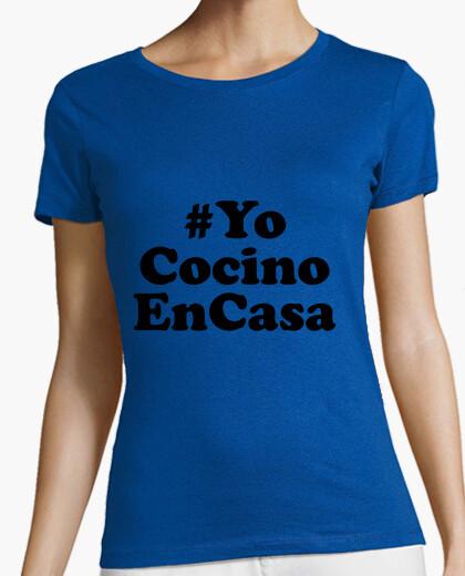 Camiseta YoCocinoEnCasa